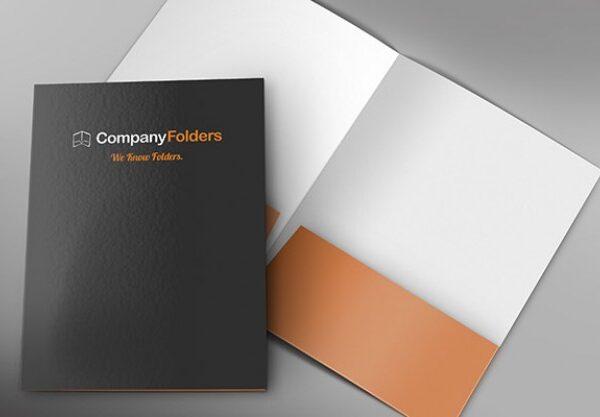 Pocket Presentation Folders