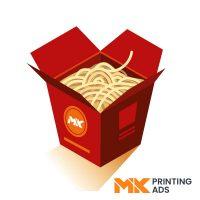 Chinese Food Take out Box