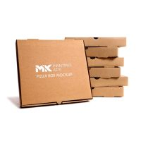 Customised Pizza Boxes