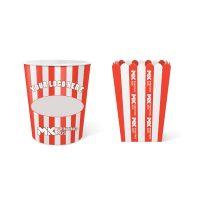 Customised Popcorn Boxes