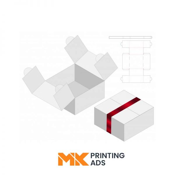 Business Card Packaging box