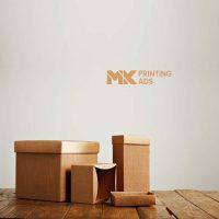 Corrugated Logo Boxes