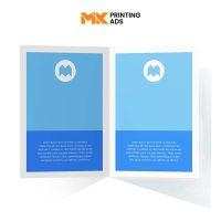 Custom Printed Leaflet