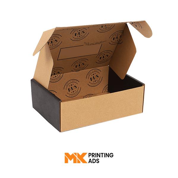 Custom Bux Board Logo Boxes