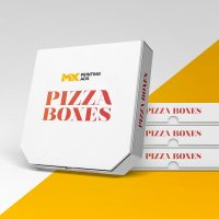 Retail Pizza Boxes