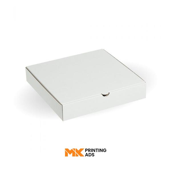 Corrugated Pizza Logo Boxes