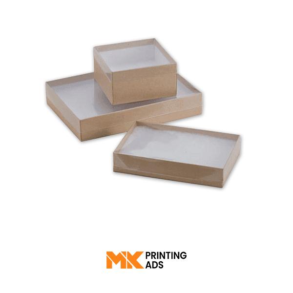 Unique Bux Board Logo Boxes