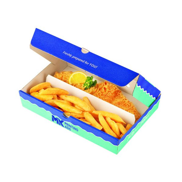 Wholesale Fish And Chips Packaging